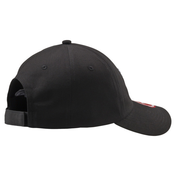 Essentials Cap, black-Big Cat, large