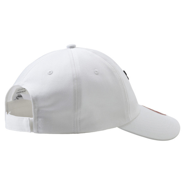 Essentials Cap, white-Big Cat, large