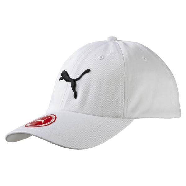Gorra Essentials, white-Big Cat, grande