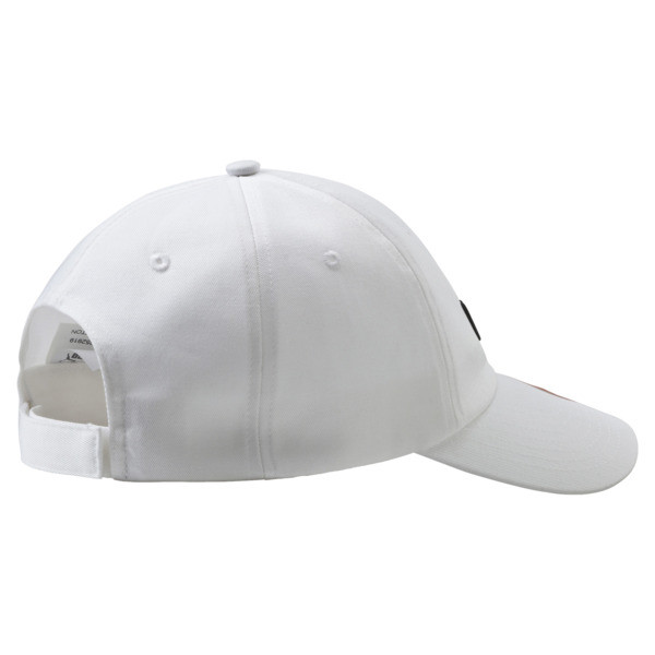 Casquette Fundamentals, white-No,1, large
