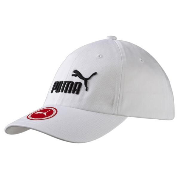 Fundamentals Cap, white-No,1, large
