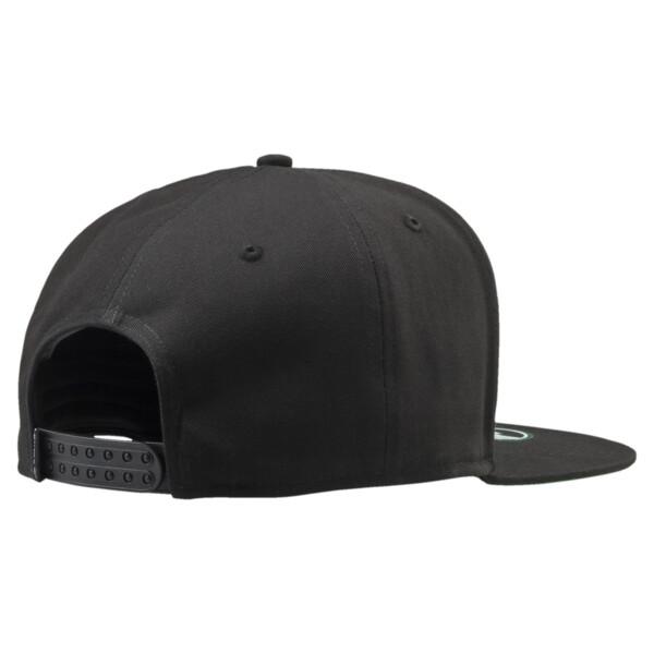 Lifestyle Color Block Cap, black, large