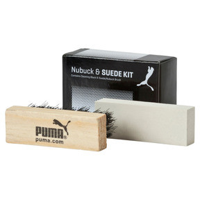 Thumbnail 1 of Nubuck and Suede Kit, black-white, medium
