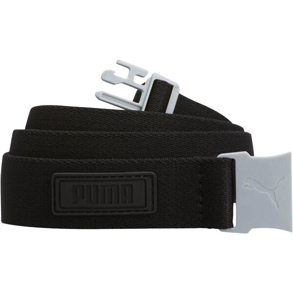 Women's Ultralite Stretch Belt, Puma Black, large