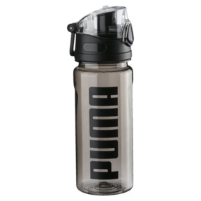 Thumbnail 1 of Training Flasche Sportstyle, Puma Black-Transparent-Black, medium