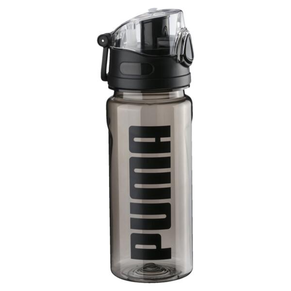 Training Flasche Sportstyle, Puma Black-Transparent-Black, large
