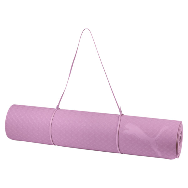 Training Fitness Mat, Orchid, large