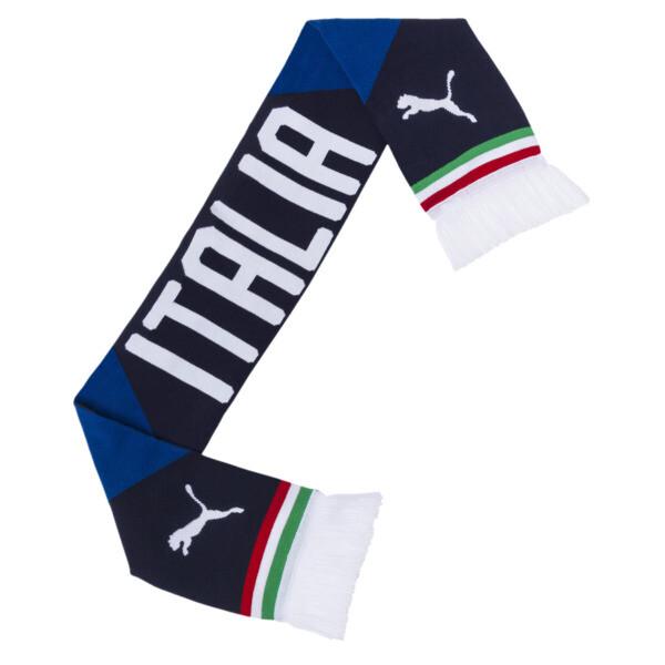 Italia Fan Scarf, Team Power Blue-Peacoat, large