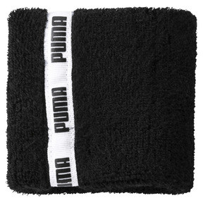 Thumbnail 1 of Essential Training Wristbands, Puma Black, medium