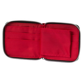 Thumbnail 3 of Scuderia Ferrari Fanwear Wallet, Rosso Corsa, medium