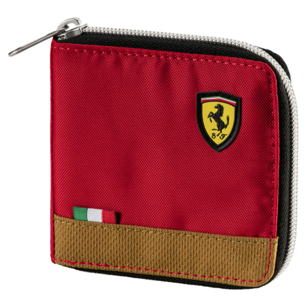 Scuderia Ferrari Fanwear Wallet, 01, large