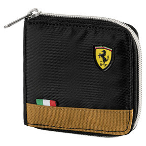 Thumbnail 1 of Scuderia Ferrari Fanwear Wallet, Puma Black, medium