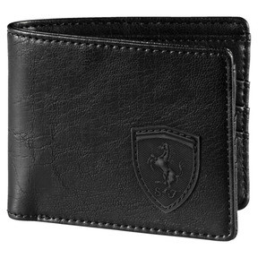 Thumbnail 1 of Ferrari Lifestyle Wallet M, Puma Black, medium