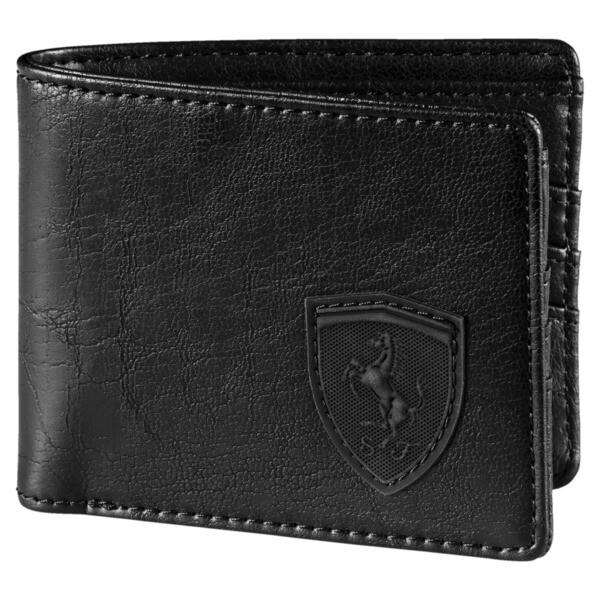 Ferrari Lifestyle Wallet M, Puma Black, large