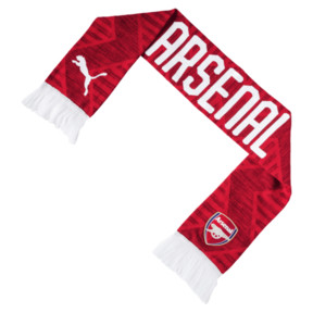 Thumbnail 2 of AFC Fan Scarf, Chili Pepper-High Risk Red, medium