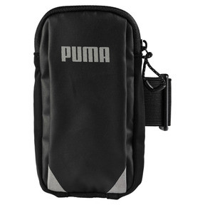 Thumbnail 1 of Running Arm Pocket, Puma Black, medium