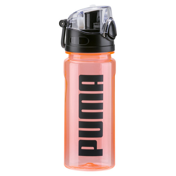 Training Sportstyle Water Bottle, Bright Peach, large
