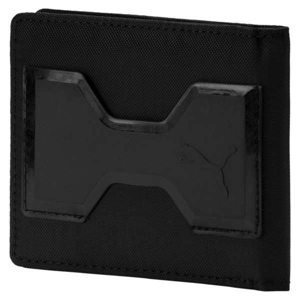 BMW M Motorsport Wallet, Puma Black, large