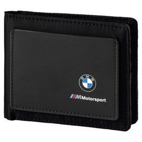 Thumbnail 1 of BMW M Motorsport Wallet, Puma Black, medium