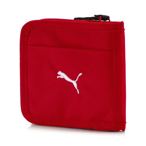 Scuderia Ferrari Fanwear Wallet, Rosso Corsa, large