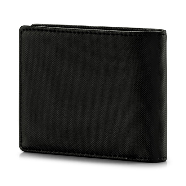 Ferrari Lifestyle Wallet, Puma Black, large
