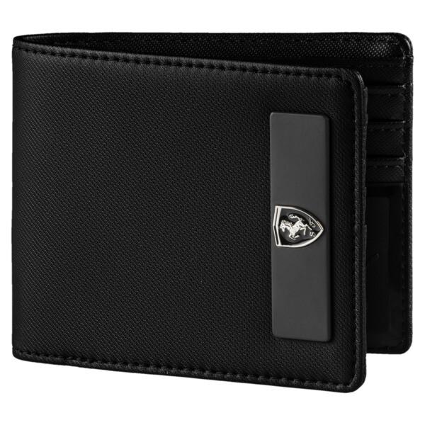 Scuderia Ferrari LS Wallet, Puma Black, large