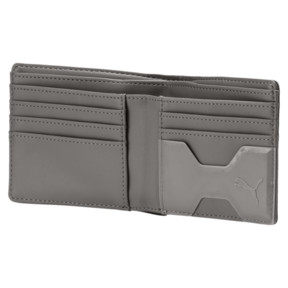 Thumbnail 3 of Ferrari Lifestyle Wallet, Charcoal Gray, medium