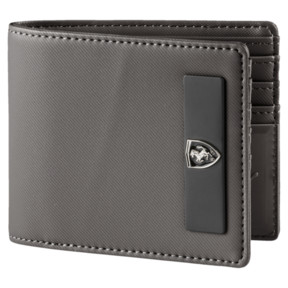 Thumbnail 1 of Ferrari Lifestyle Wallet, Charcoal Gray, medium