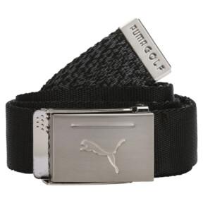 Thumbnail 1 of PUMA GOLF Reversible Belt, Puma Black, medium