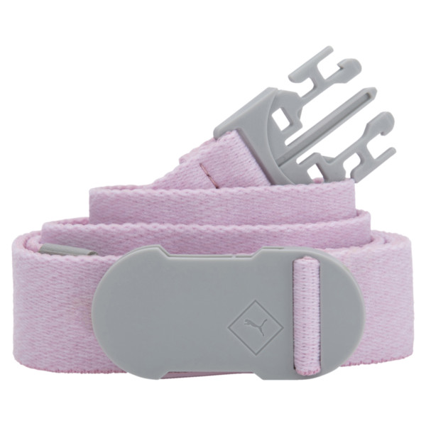 W's Ultralite Stretch Belt, Pale Pink, large