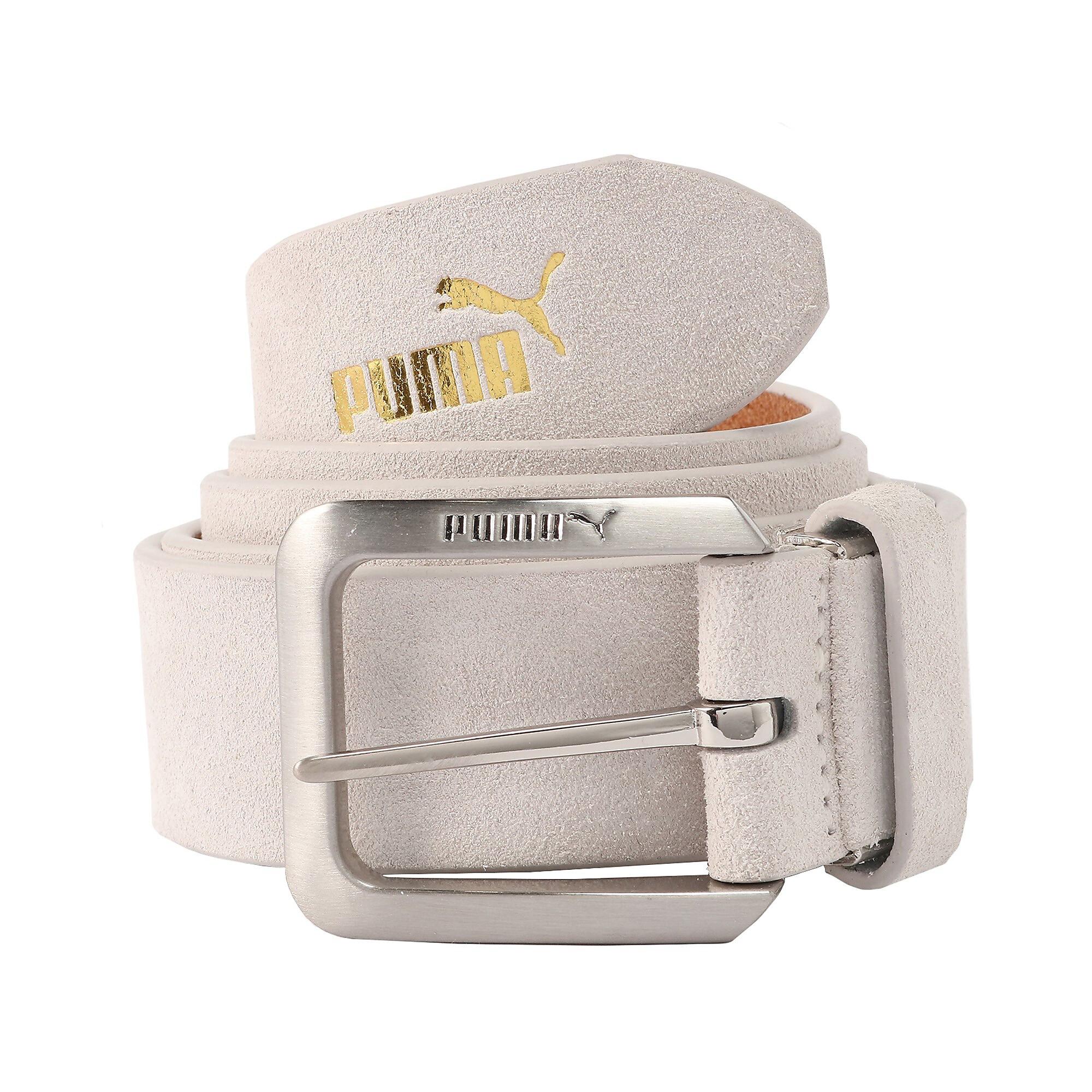 【プーマ公式通販】 プーマ ゴルフ スウェード ベルト メンズ Bright White |PUMA.com