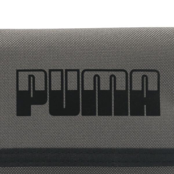 プーマ プラス ウォレット II, Charcoal Gray-Puma Black, large-JPN