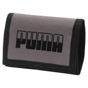 Thumbnail 1 of プーマ プラス ウォレット II, Charcoal Gray-Puma Black, medium-JPN