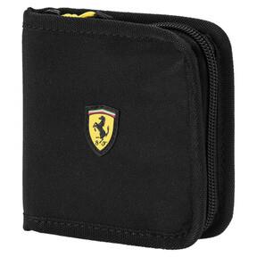 Thumbnail 1 of Scuderia Ferrari Fanwear Wallet, Puma Black, medium