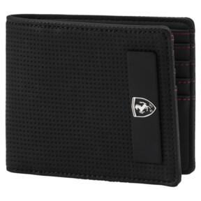 Thumbnail 1 of Scuderia Ferrari Lifestyle Wallet, Puma Black, medium