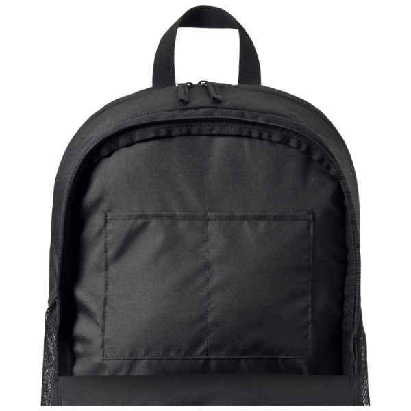 Buzz Backpack, black, large