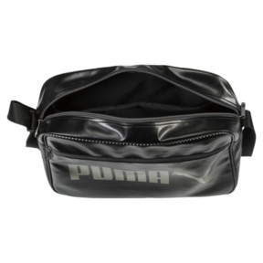 Thumbnail 3 of Campus Reporter Bag, Puma Black, medium