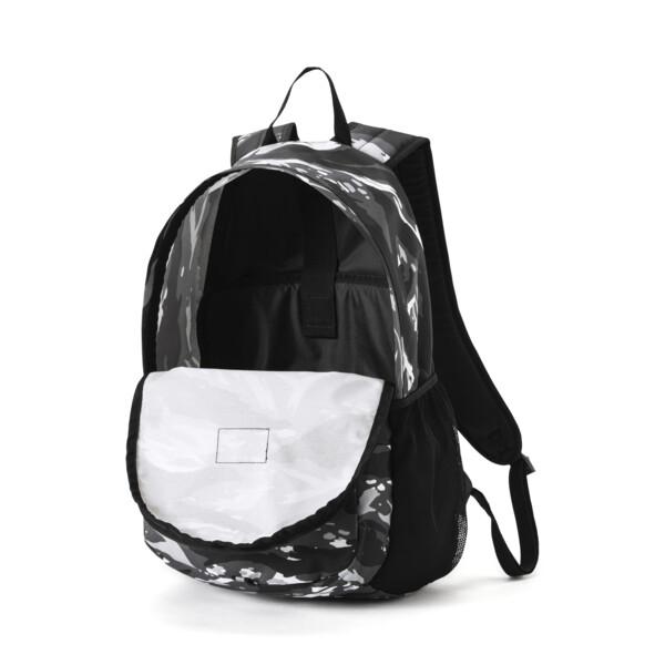 Academy Backpack, Puma Black-Camo AOP, large