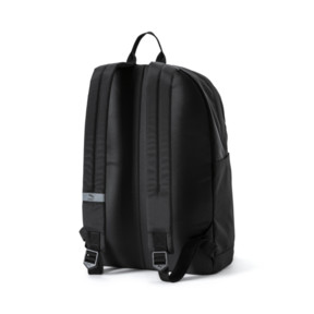 Thumbnail 2 of Originals Backpack, Puma Black-Gold, medium