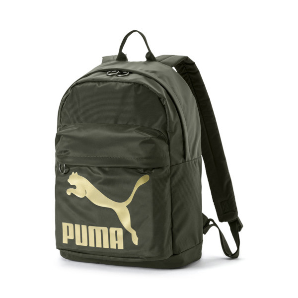 Originals Backpack, Forest Night-Gold, large
