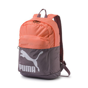 Thumbnail 1 of Originals Backpack, Elderberry-Bright Peach, medium