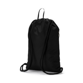 Thumbnail 2 of Originals Gym Bag, Puma Black-Gold, medium