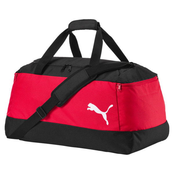 Pro Training II Mittelgroße Tasche, Puma Red-Puma Black, large