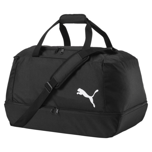 Pro Training II Football Bag, Puma Black, large