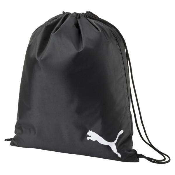 Pro Training II Gym Sack, Puma Black, large