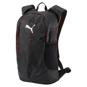 Thumbnail 1 of Football Final Pro Backpack, Puma Black-Fiery Coral, medium