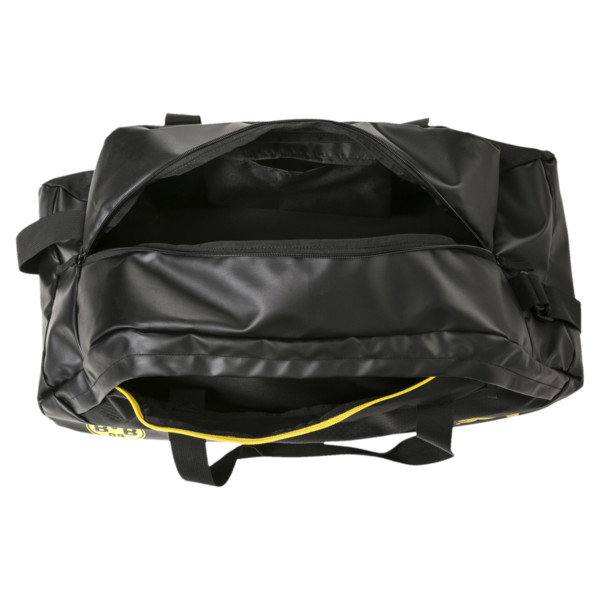 BVB Performance Medium Bag, Cyber Yellow-Puma Black, large