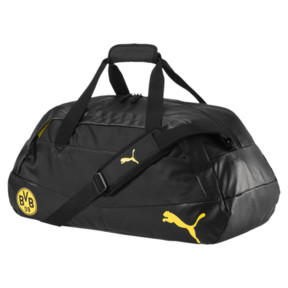 Thumbnail 1 of BVB Performance Medium Bag, Cyber Yellow-Puma Black, medium