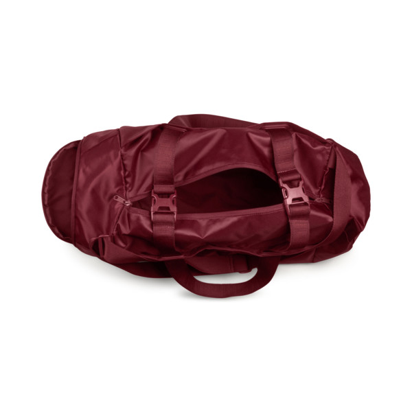 Active Training Damen Sports Duffle Tasche, Pomegranate-gunmetal, large