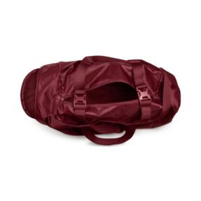 Thumbnail 3 of Active Training Women's Sports Duffel Bag, Pomegranate-gunmetal, medium